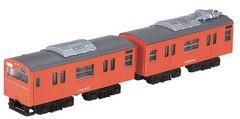 ゆうメール不可/[グッズ]/Bトレインショーティー 103系体質改善30N車 大阪環状線 (オレンジ)/NEOGDS-228144