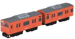 ゆうメール不可/[グッズ]/Bトレインショーティー 103系体質改善40N車 大阪環状線 (オレンジ)/NEOGDS-228145