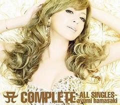 送料無料有/浜崎あゆみ/A COMPLETE ?ALL SINGLES? [3CD+DVD/ジャケットA]/AVCD-23673