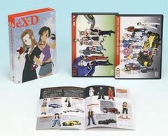 送料無料有/[DVD]/eX-D (エクスドライバー) DVD-BOX/アニメ/BCBA-3321