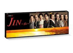 送料無料/[DVD]/JIN -仁- DVD-BOX/TVドラマ/DABA-680