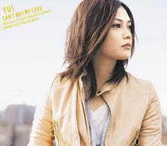 送料無料有/YUI/CAN'T BUY MY LOVE [通常盤]/SRCL-6522