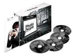 送料無料 特典/[DVD]/JAEJOONG Photo People in Paris vol.1 DVD-BOX/バラエティ (JAEJOONG)/PCBP-62249