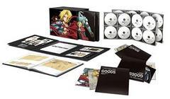 送料無料有/[DVD]/鋼の錬金術師 BOX SET -ARCHIVES- [20DVD+7CD+1Blu-ray] [完全限定生産]/アニメ/ANZB-3201