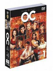 送料無料有/The OC <ファースト> セット1 [期間限定生産/廉価版]/TVドラマ/SPOC-1