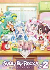 送料無料有/[DVD]/SHOW BY ROCK!! #2 [通常版]/アニメ/PCBE-55542