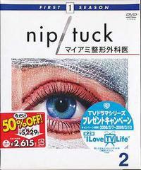 送料無料有/[DVD]/NIP/TUCK -マイアミ整形外科医- 〈ファースト・シーズン〉 セット2 [期間限定生産] 2009/02/27まで/TVドラマ/SPNT-2