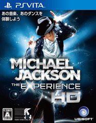 送料無料有/[PlayStation Vita]マイケル・ジャクソン ザ・エクスペリエンスHD [PS Vita]/ゲーム/VLJM-30003