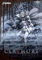 送料無料有/CLAYMORE Chapter.7 [通常版]/アニメ/AVBA-26320