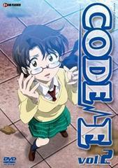 送料無料有/CODE-E Vol.2/アニメ/AVBA-35026