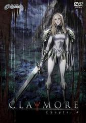送料無料有/CLAYMORE Chapter.4 [通常版]/アニメ/AVBA-26317