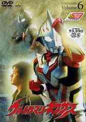 送料無料有/[DVD]/ウルトラマンネクサス Vol.6/特撮/BCBS-2096