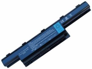 互換 ACER Aspire 5560 5733 5741 5742 5750用6-セル・ノートPCバッテリー