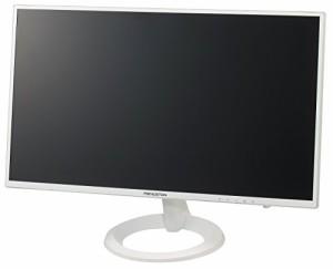 Princeton 21.5型ワイドカラー液晶ディスプレイ(高視野角ADSパネル 白色LEDバックライト ブルーライトリダクション機能) ホワイ