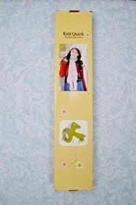 【SHOP SHIMATARO】ニットクイックルーム 長方形型 編み機  4サイズセット 編み針付き