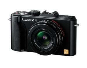 Panasonic デジタルカメラ ルミックス ブラック DMC-LX5-K  1010万画素 光学3.8倍ズーム 広角24mm 3.0型液晶 F2.0バリオ・ズミクロンレン