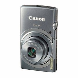 Canon デジタルカメラ IXY 130(GY) 約1600万画素 光学8倍ズーム グレー IXY130(GY)