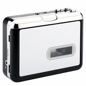 Tonor カセットテープ MP3 変換 プレーヤー USB保存 PC不要 コンバータ【Web日本語説明書あり】