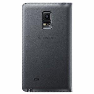 [Samsung純正] FLIP WALLET COVER for Galaxy Note Edge - ギャラクシーノートエッジ フリップウォレットカバー(自動画面ON/OFF機能付き)