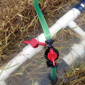 amzmonnsuta 3/4 Inch 農業チューブ・灌漑ベンチュリ管セット 農業肥料用 フィルター器付き
