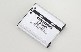 純正OLYMPUS リチウム充電池 LI-50B 並行輸入品