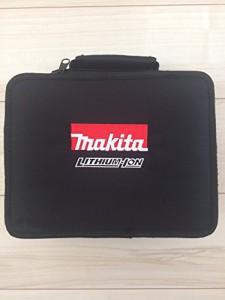 Makita(マキタ)特別仕様バージョン 純正小型工具収納ケース ソフトケース 収納バッグ 刺繍 831276-6