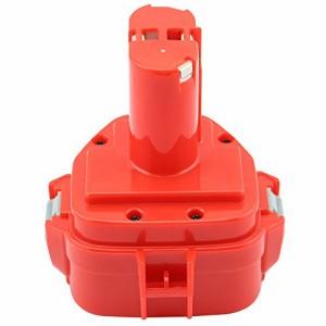 ERJER PA12 マキタ 対応 12v バッテリー 3000mAh 互換 大容量 3.0Ah 充電池 ニッケル水素(Ni-MH) 高品質セル搭載 電動工具 for Makita 12