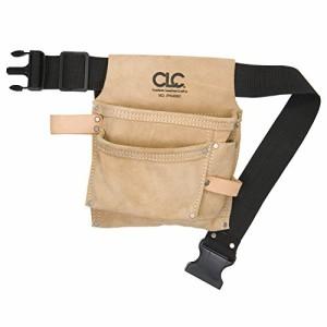 シーエルシー CLC Custom Leathe CLC IPK489X腰袋 皮 スエード 3ポケット皮 品番:V264894