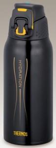 サーモス 真空断熱スポーツボトル 0.8L ブラック FFZ-800F BK