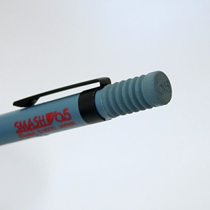ぺんてる シャープペン スマッシュ 0.5mm Q1005-4A グレーブルー