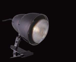 防雨型クリップライトガンメタリックE26 CWX15053GM
