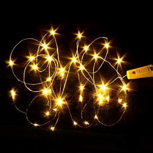 Aedo 9個セット コルクライト ボトルライト LED ライト LEDストリングライト イルミネーション ロマンチック クリスマス パーティー