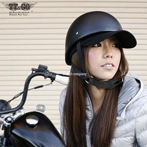 公道使用不可 USA イーグル ハーフヘルメット マットブラック M/L TT&CO.