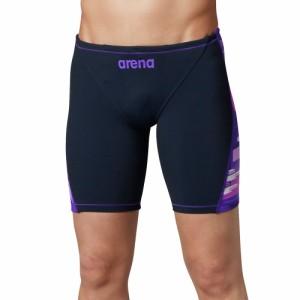 【メール便OK】2020-2021 FW ARENA(アリーナ) FSA-0641 メンズ TOUGHSUIT スパッツ 競泳トレーニング水着 練習用