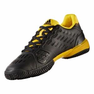 adidas(アディダス) BY9918 ジュニア テニスシューズ バリケード xJ AC オールコート
