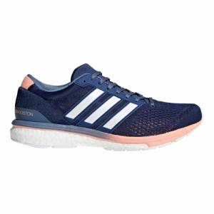 adidas(アディダス) BB6418 レディース ランニングシューズ アディゼロ ボストン ブースト2 W ジョギング マラソン