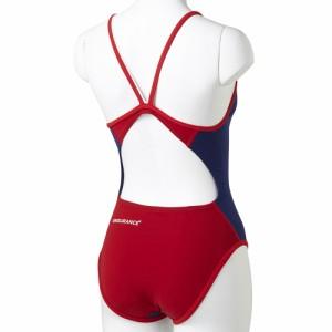 【メール便OK】2017 S2 SPEEDO(スピード) SD37T53 ジュニア ガールズ トレインカットスーツ 競泳トレーニング水着 LN