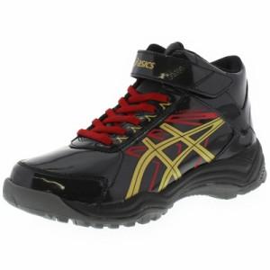 ASICS(アシックス) TKB504 LAZERBEAM WB-MG ジュニア ウィンターシューズ 冬靴 子供用 通学 ベルクロ