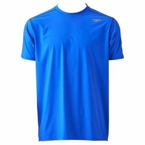【メール便OK】2017 S2 SPEEDO(スピード) SD17T69 ワークアウト センシティブ メンズ 半袖Tシャツ トレーニングウェア