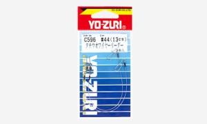 ●ヨーヅリ YO-ZURI タチ魚ワイヤーリーダー (C596) 【メール便配送可】