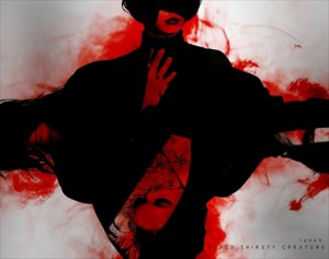 ☆【おまけ付】BL?OD THIRSTY CREATURE (数量限定生産盤) / lynch. リンチ 【SingleCD+Blu-ray】 KICM-91812-SK