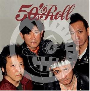 (おまけ付】50's ROLL / ラフィン・ノーズ (CD)LETSROC-KCD14-TOW