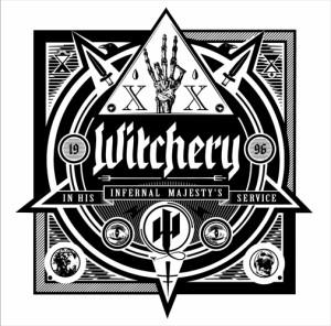 ☆【おまけ付】地獄のシンジケート / ウィッチリー WITCHERY 【CD】 QATE-10093-SK