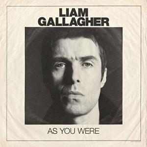 ☆【おまけ付】アズ・ユー・ワー / リアム・ギャラガー Liam Gallagher 【CD】 WPCR-17915-SK
