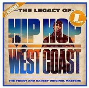 ☆【おまけ付】LEGACY OF HIP-HOP WEST COAST / VARIOUS ヴァリアス(輸入盤) 【3CD】 0888751984325-JPT