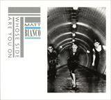 (おまけ付】WHOSE SIDE ARE YOU ON (DLX) / MATT BIANCO マット・ビアンコ(輸入盤) (2CD)5013929437180-JPT
