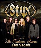 ☆【おまけ付】 LIVE AT THE ORLEANS ARENA LAS VEGAS / STYX スティクス(輸入盤) 【BLU-RAY】 5051300525477-JPT