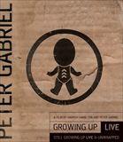 ☆【おまけ付】 GROWING UP LIVE & STILL GROWING UP : LIVE & UNWRAPPED PETER GABRIEL (輸入盤BR+DVD) 5051300530075-JPT