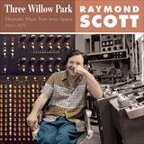 (おまけ付】THREE WILLOW PARK / RAYMOND SCOTT レイモンド・スコット(輸入盤) (2CD)8712530935029-JPT