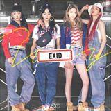 (おまけ付)SINGLE : TOMORROW / EXID イーエックスアイディー(輸入盤) (CD)8803581199833-JPT